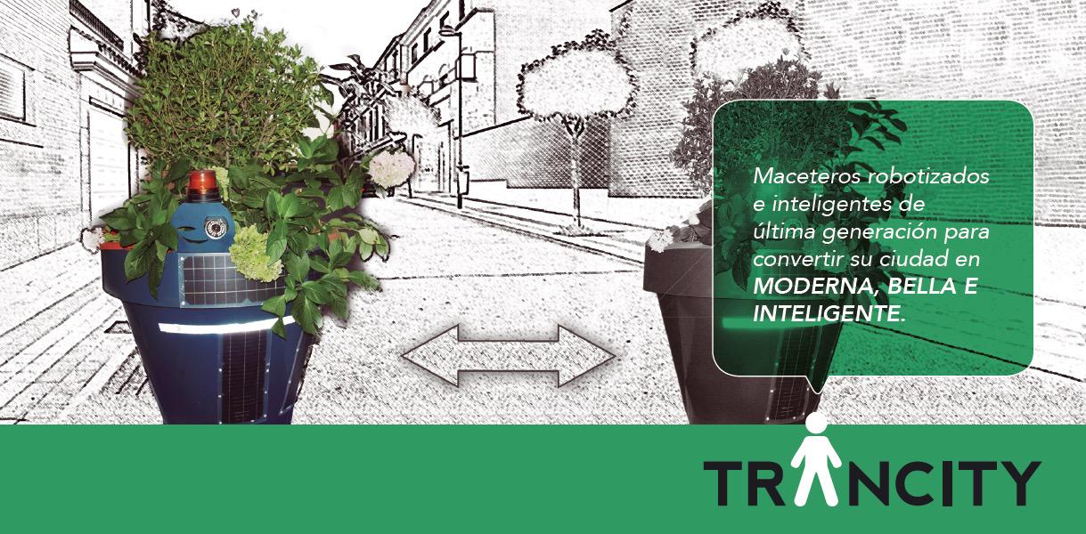 modelo MACETEROS TELEDIRIGIDOS: TRANCITY