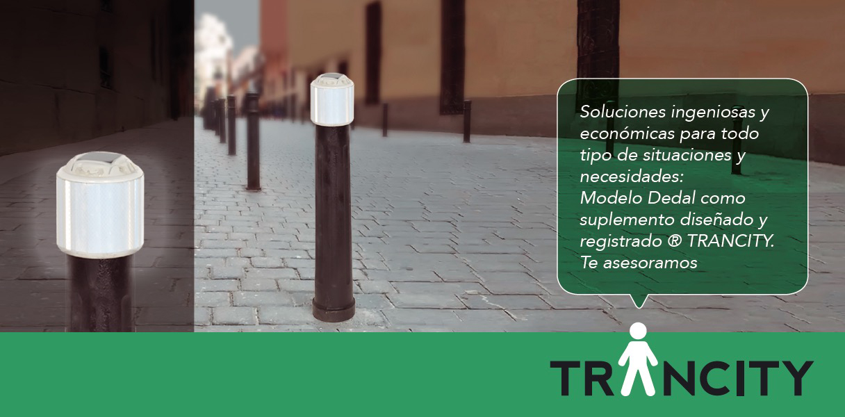 modelo DEDAL SECURE: TRANCITY