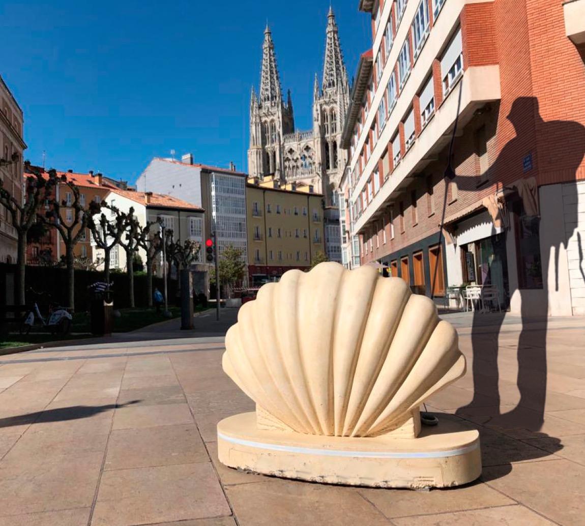 modelo buen-camino.es en Burgos